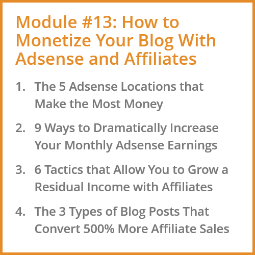 Monetizing Your Blog for Adsense and Affiliates