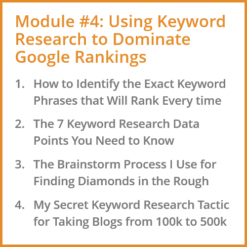 Keyword Research for Blogs