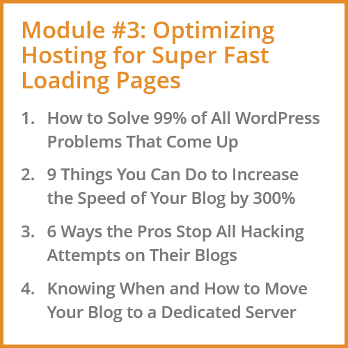 Optimize Your Blog for Speed